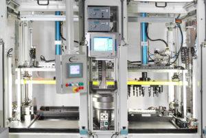 Máquinas de control de estanqueidad especiales