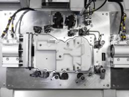 Máquinas de control de estanqueidad estándar